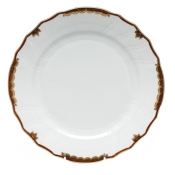 Princess Victoria - Brown Dinner Plate