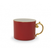 Alencon Rouge Tea Cup