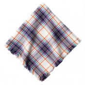 Juliska Alpine Tartan Napkins - Set 4