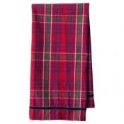 Juliska Tartan Plaid Finger Tip Towels / Set 3