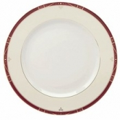 Scala Red Gold Filet  Dessert Plate