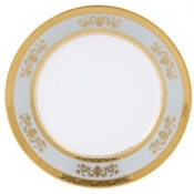 Orsay Powder Blue  Dessert Plate