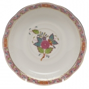 Chinese Bouquet Multicolor TEA SAUCER