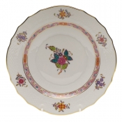 Chinese Bouquet Multicolor SALAD PLATE