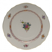 Chinese Bouquet Multicolor SERVICE PLATE