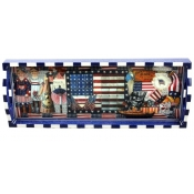 Annie Modica Americana Bar Tray