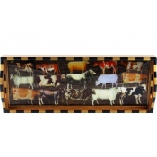 Annie Modica Udderly Sheepish Bar Tray