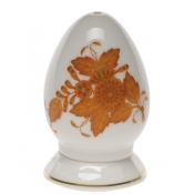 Chinese Bouquet Rust PEPPER SHAKER SINGLE HOLE