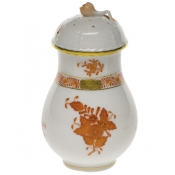 Chinese Bouquet Rust SUGAR SHAKER
