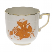 Chinese Bouquet Rust MOCHA CUP