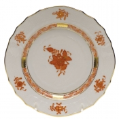 Chinese Bouquet Rust BREAD & BUTTER PLATE