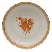 Chinese Bouquet Rust CANTON SAUCER