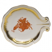 Large Shell Dish - Rust