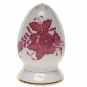 "Chinese Bouquet Raspberry SALT SHAKER MULTI HOLE  2.5""H"
