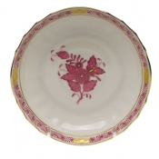 Chinese Bouquet Raspberry CANTON SAUCER