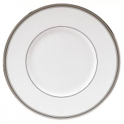 Excellence Grey  Dinner Plate Large Rim