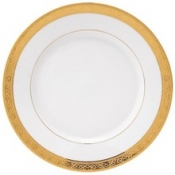 Trianon Gold  Dinner Plate
