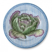 Potager Blue Buffet Plate / 5