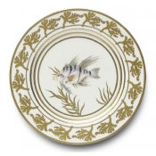 Or Des Mers Buffet Plate - Fish / 6