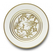 Or Des Airs / Or Des Mer Dinner Plate / 1