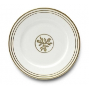 Or Des Airs / Or Des Mer Dinner Plate / 5