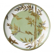 Envol Dinner Plate / Green Center