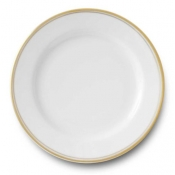Double Filets Or Dessert Plate