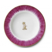 Chinoiserie Soup Plater