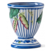 Potager Blue Egg Cup