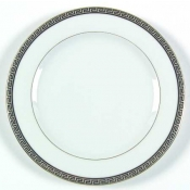 Athos Gold & Platinum  Bread & Butter Plate