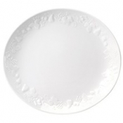 Philippe Deshoulieres  Big Oval Steak Plate