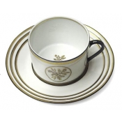 Or Des Airs / Or Des Mer Tea Cup &  Saucer