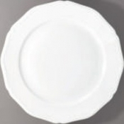 Argent White Bread And Butter Plate