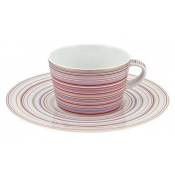 Attraction Rose Large Tea Saucer
