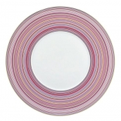 Attraction Rose Round Buffet Plate