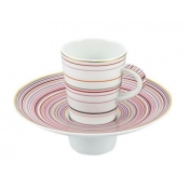 Attraction Rose Expresso Saucer