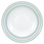 Attraction Turquoise Deep Chop Plate