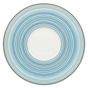 Attraction Turquoise Bread & Butter Plate