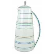 Attraction Turquoise Tea/Coffee Pot W Handle