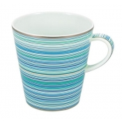 Attraction Turquoise Mug