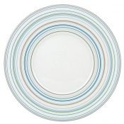 Attraction Turquoise American Dinner Plate