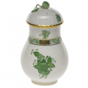 Chinese Bouquet Green SUGAR SHAKER
