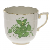 Chinese Bouquet Green MOCHA CUP