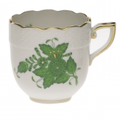 Chinese Bouquet Green AFTER DINNER CUP