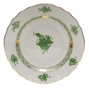 Chinese Bouquet Green SALAD PLATE