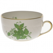 Chinese Bouquet Green CANTON CUP