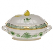 Long Mini Tureen - Green