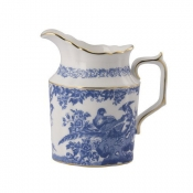 Blue Aves Cream Jug