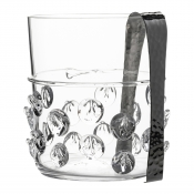Juliska Florence Ice Bucket with Tongs