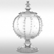 Juliska Harriet Large Covered Urn